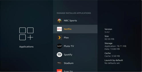Amazon Fire – NFL Game Pass